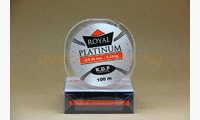Леска KDF Royal Platinum 0,26 мм, 100 метров, 6,25 кг